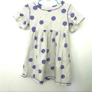 Cat & Jack polka dot toddler dress